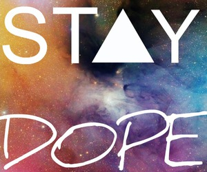 dope, galaxy, and swag image