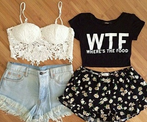 blouse, fashion, and cute image