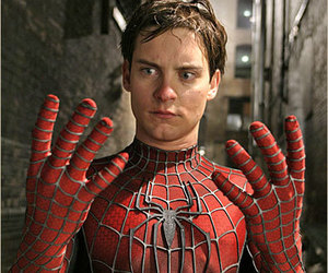movie and spiderman image