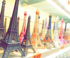 eiffel, france, and gift image