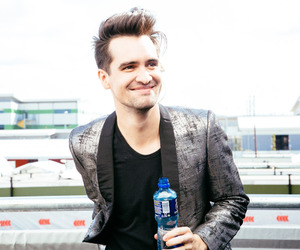 brendon urie, panic at the disco, and my love image