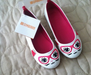 gymboree, slipons, and kitty shoes image