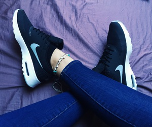 black, shoes, and tumblr image