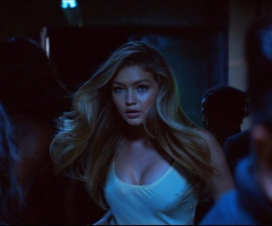 beauty, hadid, and blonde image