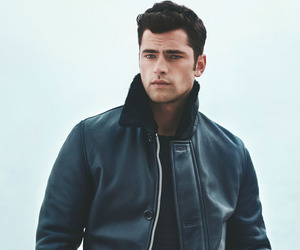 boy, handsome, and Sean O'Pry image