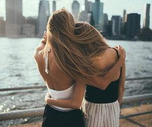 friendship, summer, and friends image