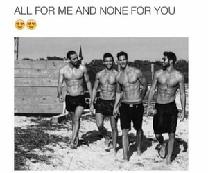 beach, funny, and 😍 image