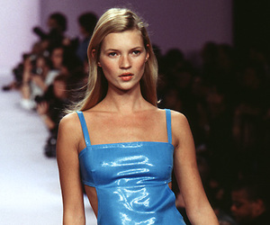 kate moss, 90s, and fashion image