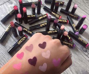 beauty and lipstick image