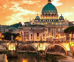 city, rome, and wallpaper image