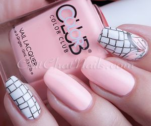 fashion, manicure, and nail art image