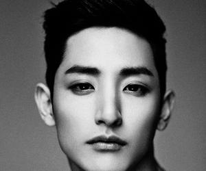 lee soo hyuk, soohyuk, and model image