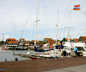 harbor, netherlands, and photography image