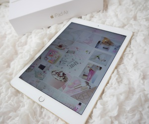 apple, ipad, and ipad air 2 image