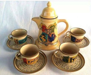 cool stuff, cups, and harry potter image