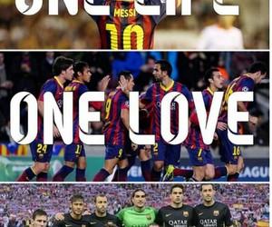 messi, Barca, and fc barcelona image