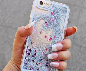 iphone, case, and stars image