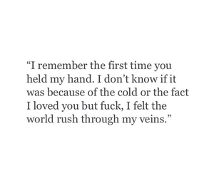 love, quotes, and cold image
