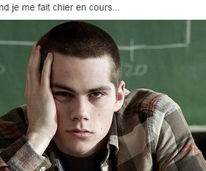 dylan o'brien and tweets drôles image