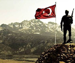 soldier, turkey, and counrty. image