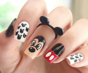 fashion, minnie, and ring image