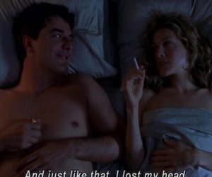 Carrie Bradshaw, Mr Big, and in love image