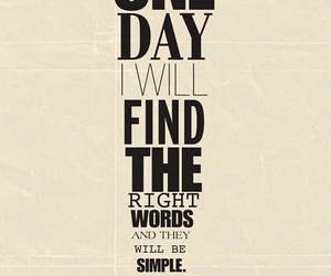 day, find, and words image