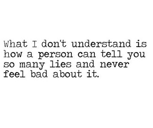 quote, lies, and text image