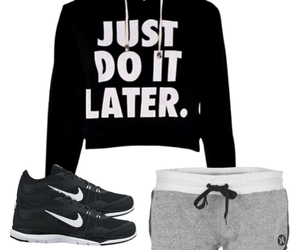 all, nike, and outfit image