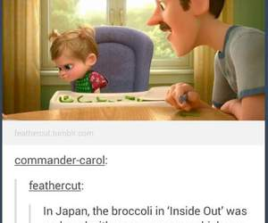 inside out, food, and funny image