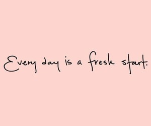 quotes, pink, and start image