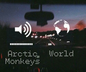 arctic monkeys, indie, and rock image