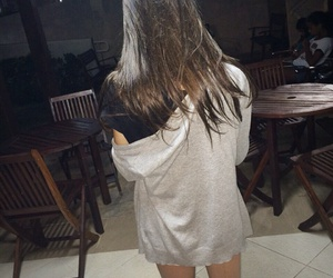back, clothes, and girl image