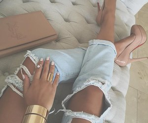 fashion, inspiration, and heels image