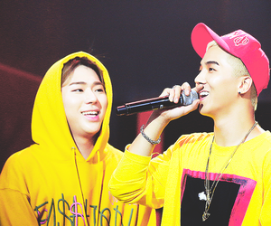 zico, mino, and kpop image