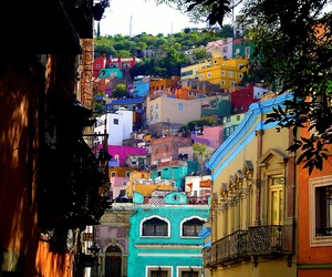 mexico, house, and colorful image