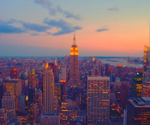 wallpaper, city, and new york image