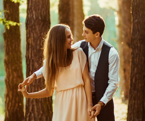 couple, love, and lovestory image