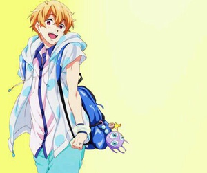 anime, nagisa, and free! image