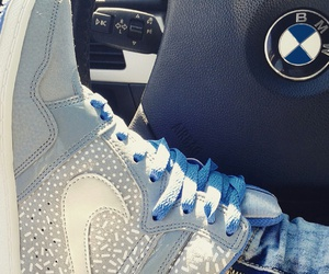 bmw, nike, and forse image