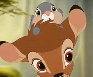 bambi, friends, and ⓐⓜⓘⓢⓣⓐⓓ image