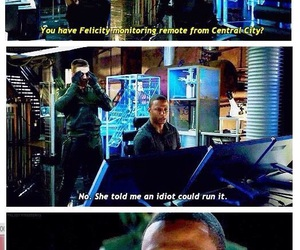 oliver queen, arrow, and funny image