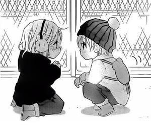 anime, manga, and cute image