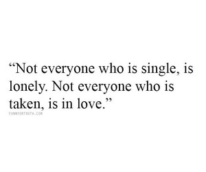 lonely, quote, and Relationship image