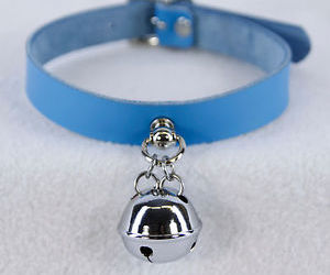 bell, chocker, and cute image