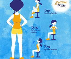 fitness and exercise image