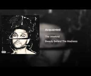 music, video, and the weeknd image
