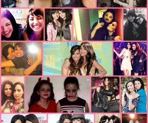 best friends, bff, and demi image