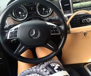 bag, car, and classy image