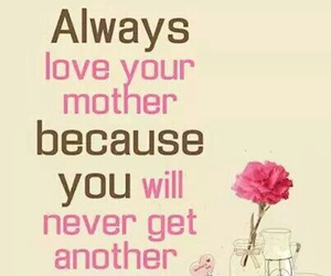 love, mother, and quotes image
